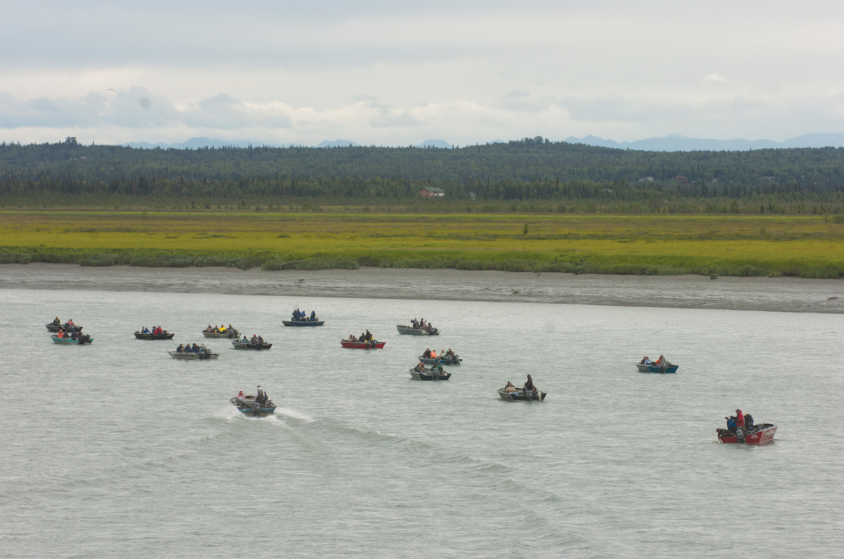 Alaska Journal Kenai River Will Open With Limited King
