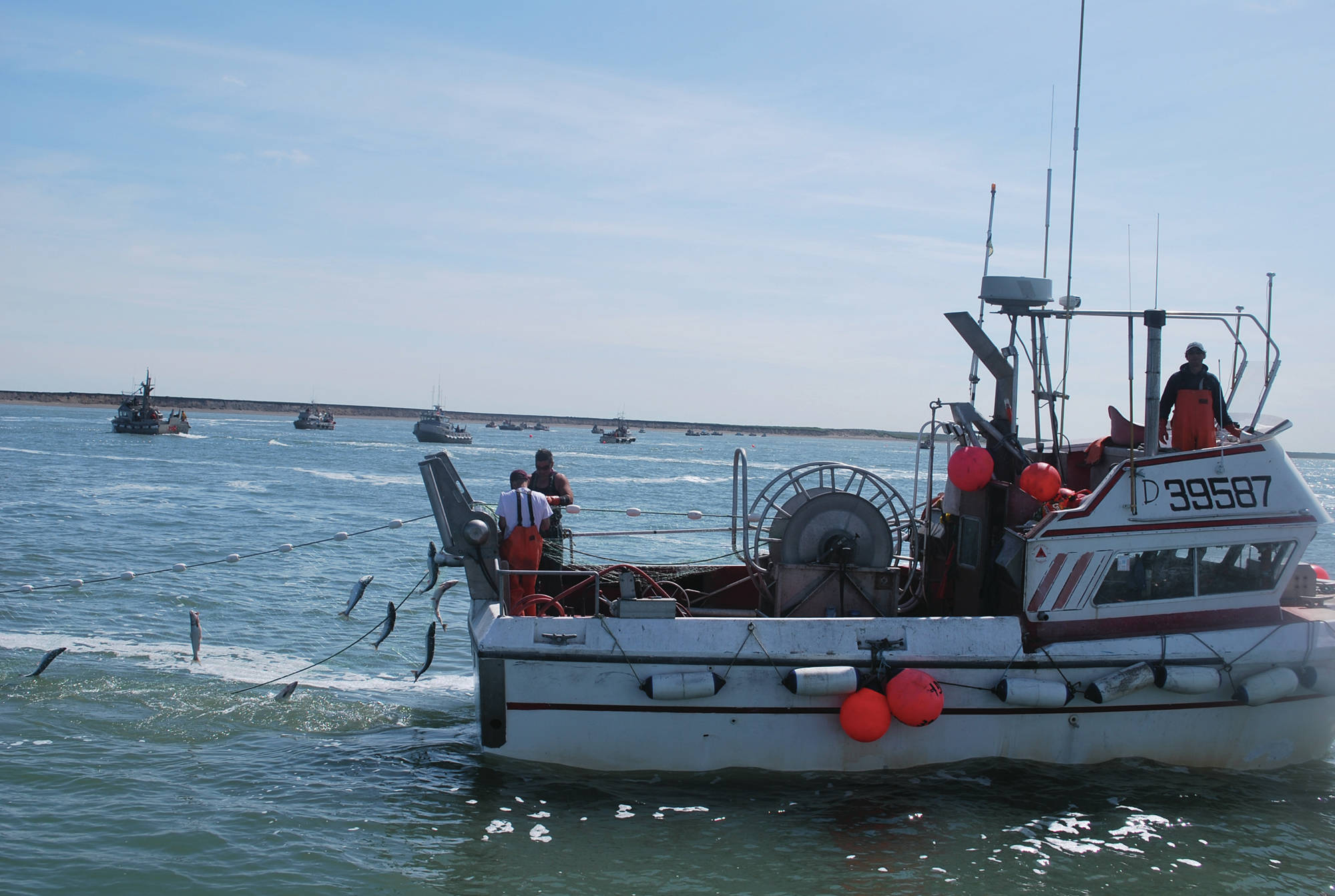 Alaska journal assembly passes tax incentive for fresher for Bristol bay fishing