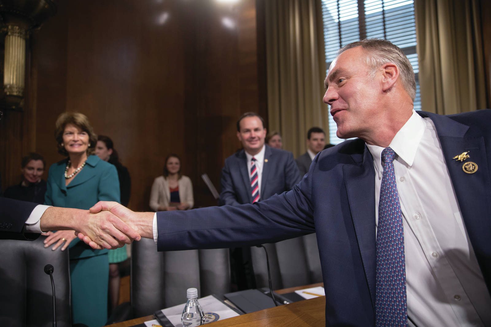 Alaska Journal Zinke Call Has Sullivan Very Concerned After Tuesday Vote