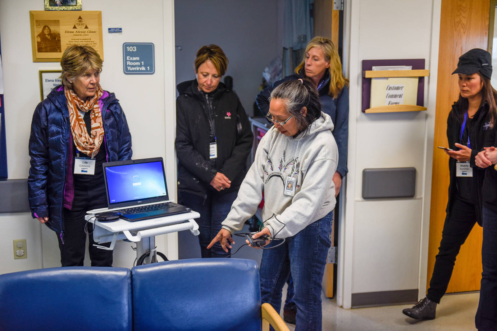 Multiple bills aim to expand telehealth services in Alaska