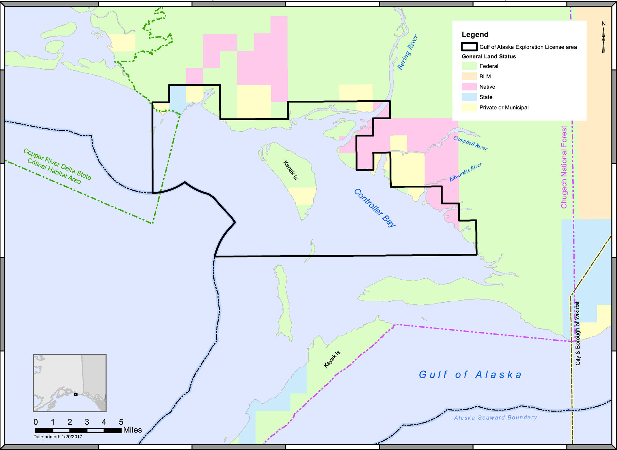 Alaska Journal | Preliminary finding would allow oil ...